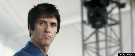 JOHNNY MARR MARGARET THATCHER