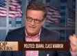 Joe Scarborough Rips Obama's Tax Rate: 'Hypocrisy Was Mind-Boggling' (VIDEO)