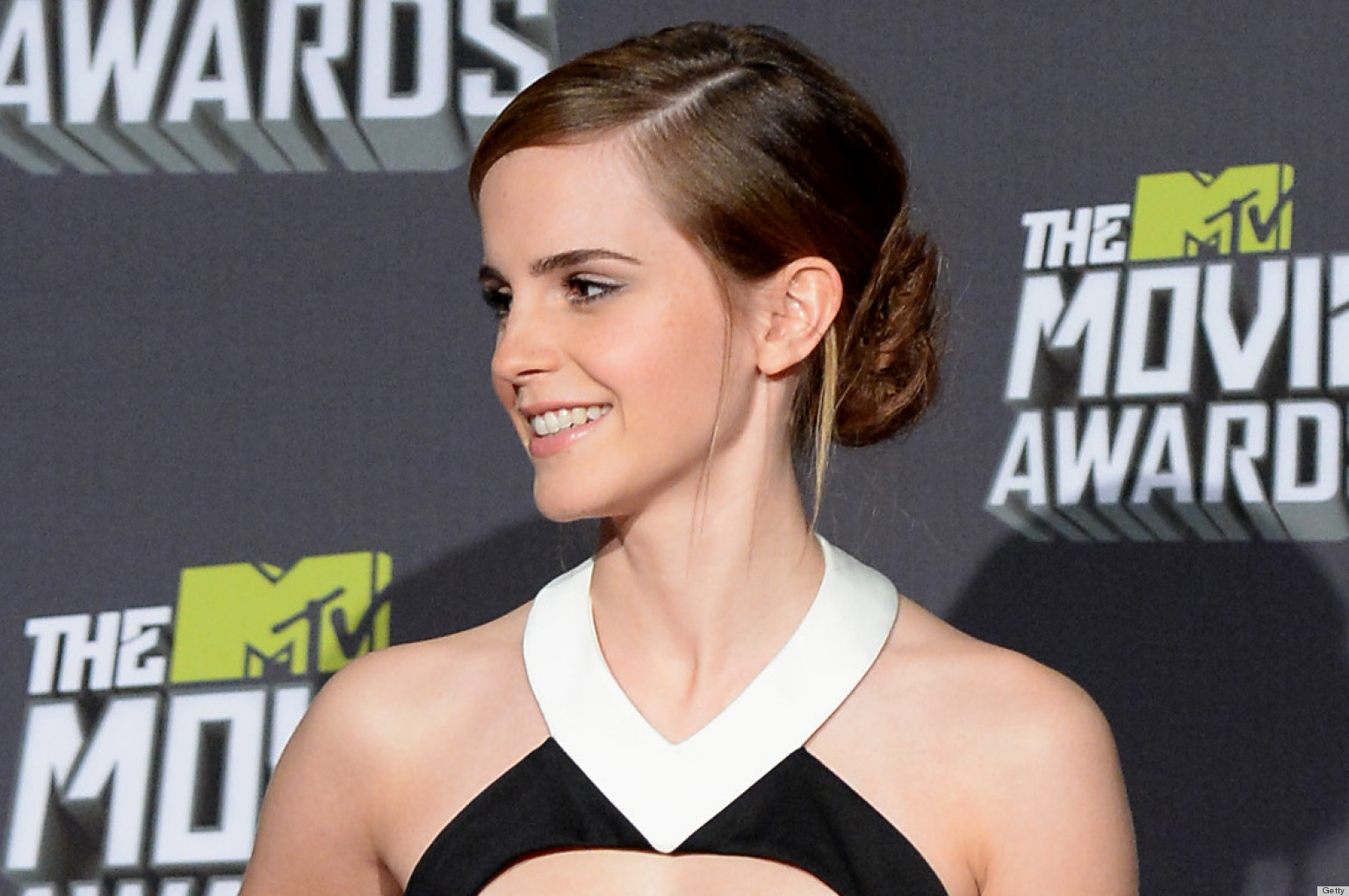Emma Watson: My Hair Was So Bad In The First Harry Potter Movie