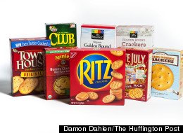 The Best Butter Crackers: Can Anyone Top Ritz?
