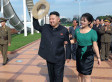 Kim Jong Un Appears In Public For First Time In 2 Weeks To Celebrate Day Of The Sun