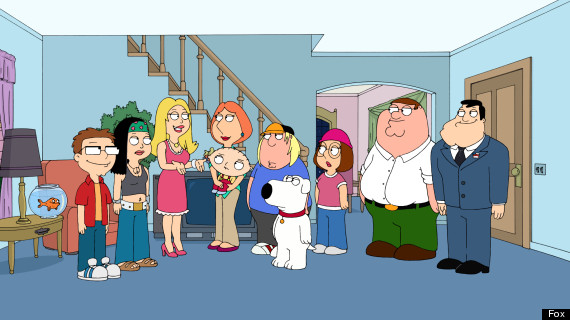 family guy american dad
