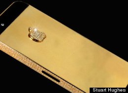You Won't Believe How Much The Most Expensive iPhone 5 Costs