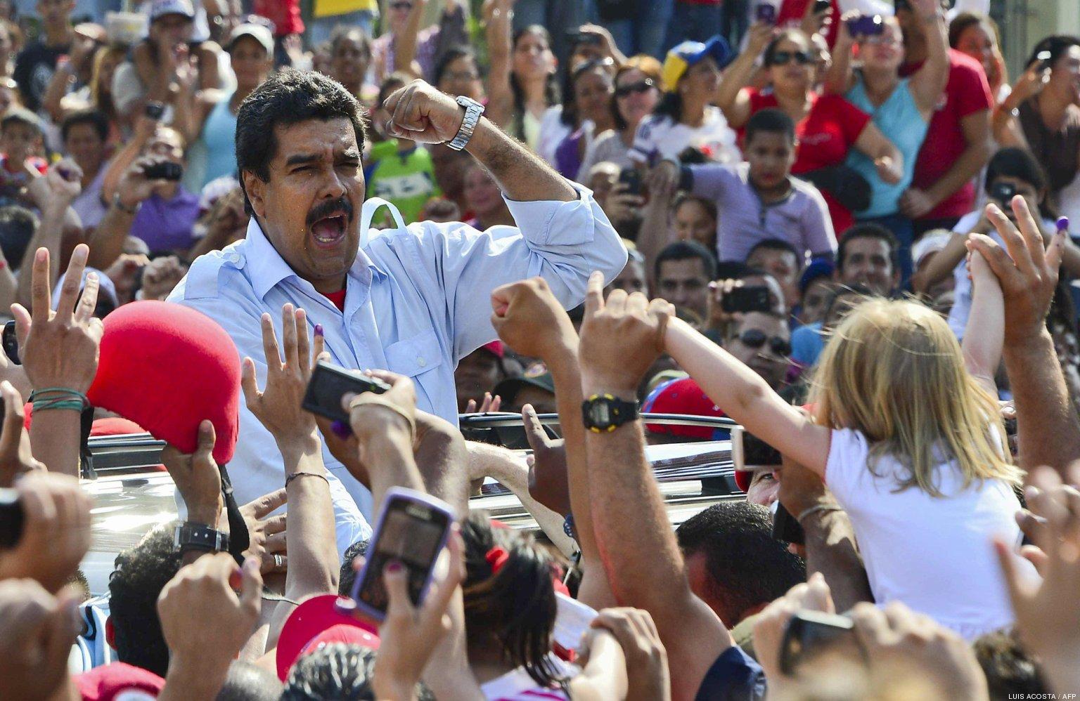 Pequeno Nicolas Baño:Elecciones Venezuela: Maduro será proclamado vencedor pese a las