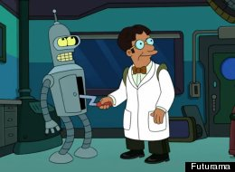 Futurama Sneak Preview