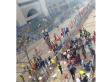 Boston Marathon Explosion: Headquarters On Lockdown Following Blast Near Race Finish Line (LIVE UPDATES)