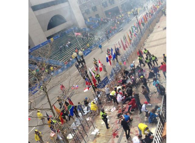 boston maraton explosion