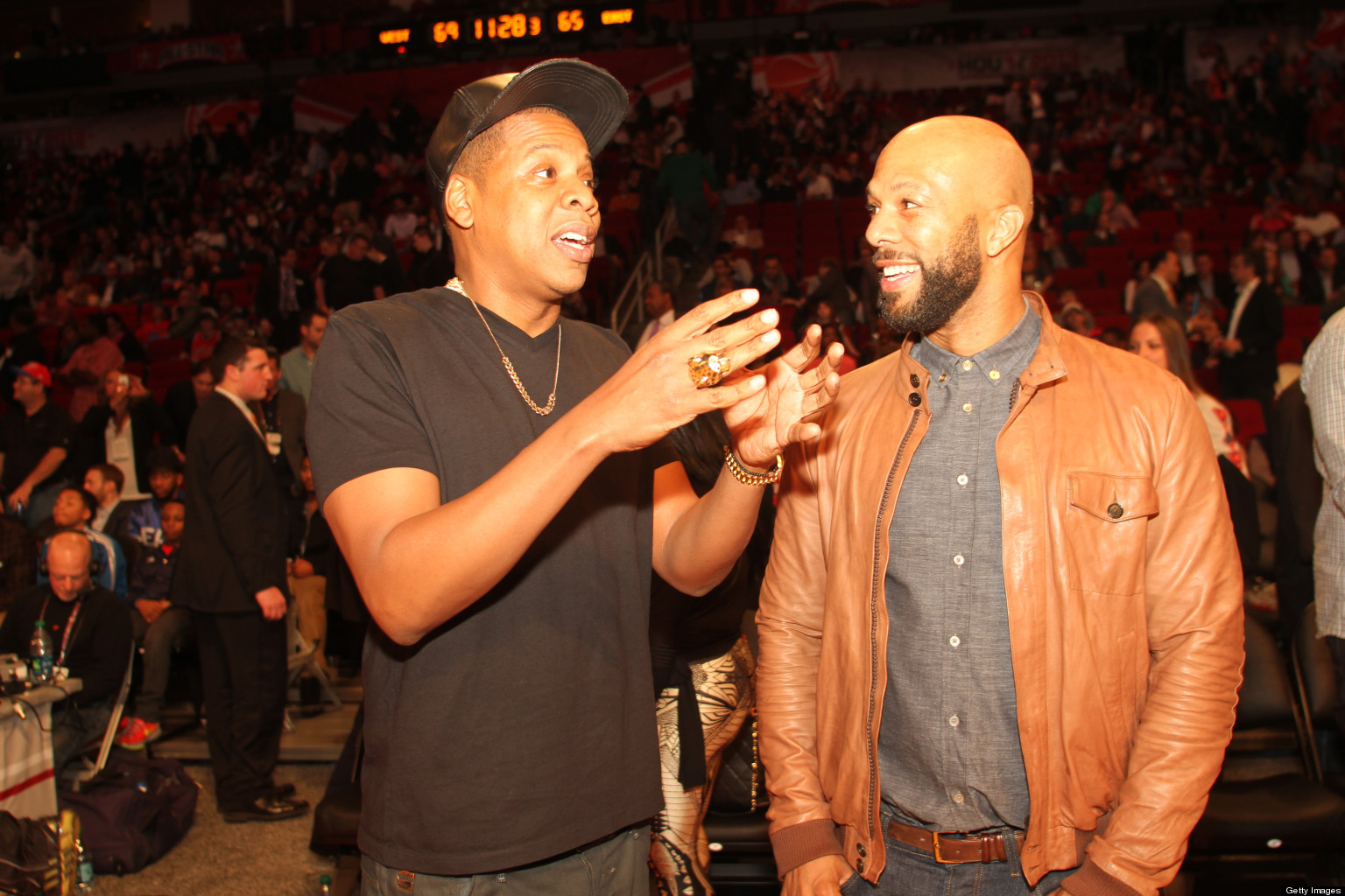 Open Letter Remix Sees Common Joining Jay Z For Much Of