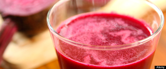 Beet Juice Blood Pressure