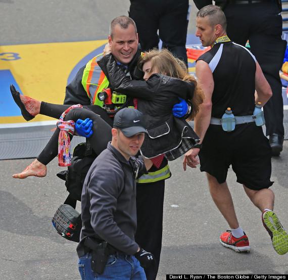 first responders boston marathon