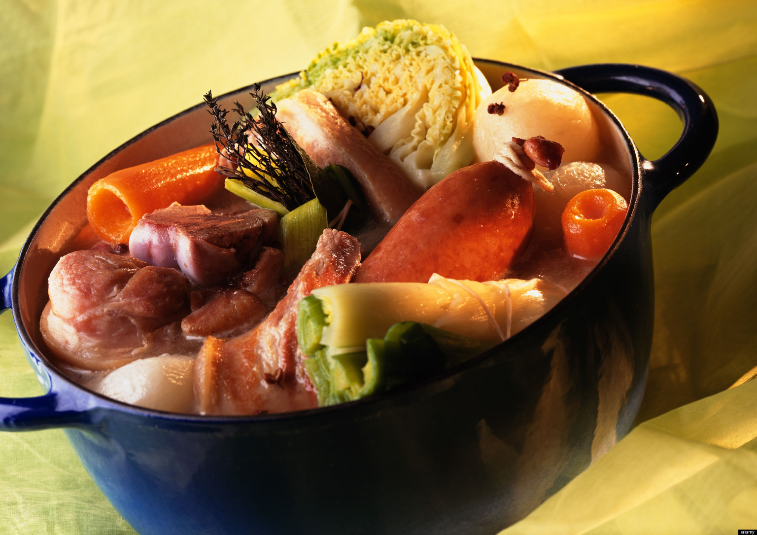 It Must Be (a Cold) Spring: Pot au Feu | The Huffington Post