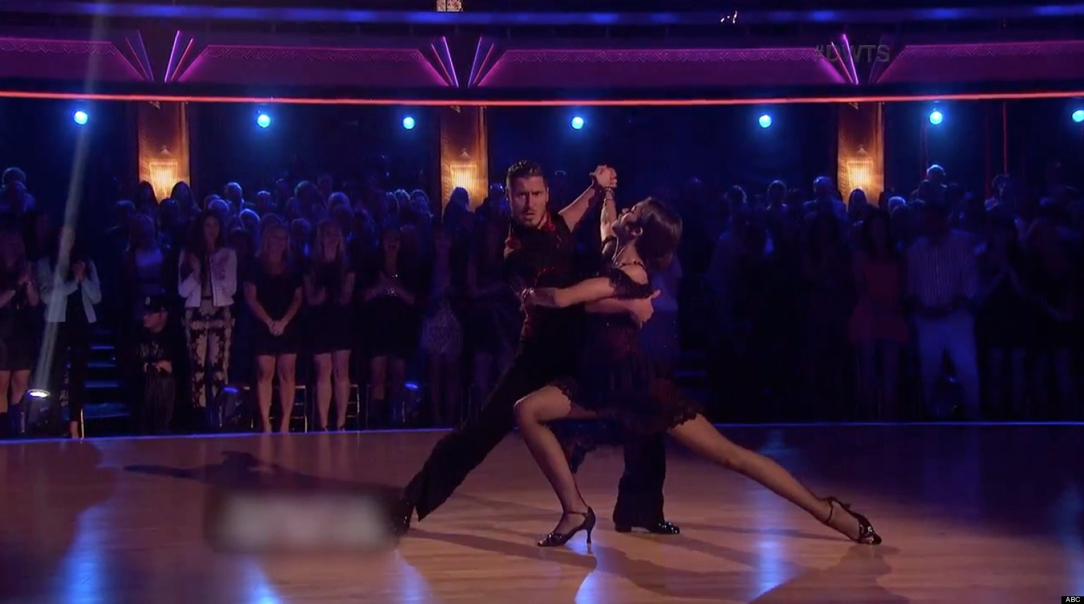 Zendaya Dancing With The Stars Rehearsal  Dancing With The Stars