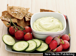 Recipe Of The Day: Tofu Dip