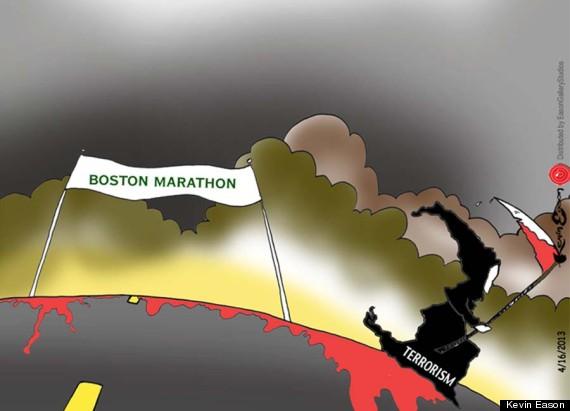 boston marathon explosions terrorism