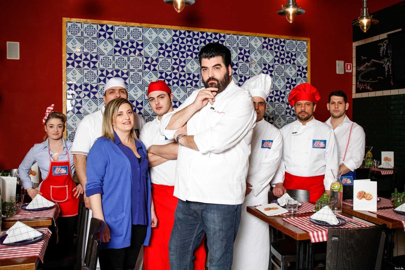 Cucine da incubo arriva in italia la produzione foxlife che aiuta i ristoranti a rimettersi in - Cucine da incubo cannavacciuolo ...