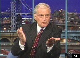 Letterman Extortion