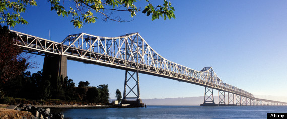 BAY BRIDGE CRACKS