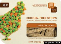 Taste Test: Beyond Meat's Chicken-less Chicken Strips