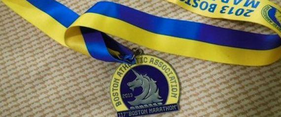 MARATHON BOSTON 2013