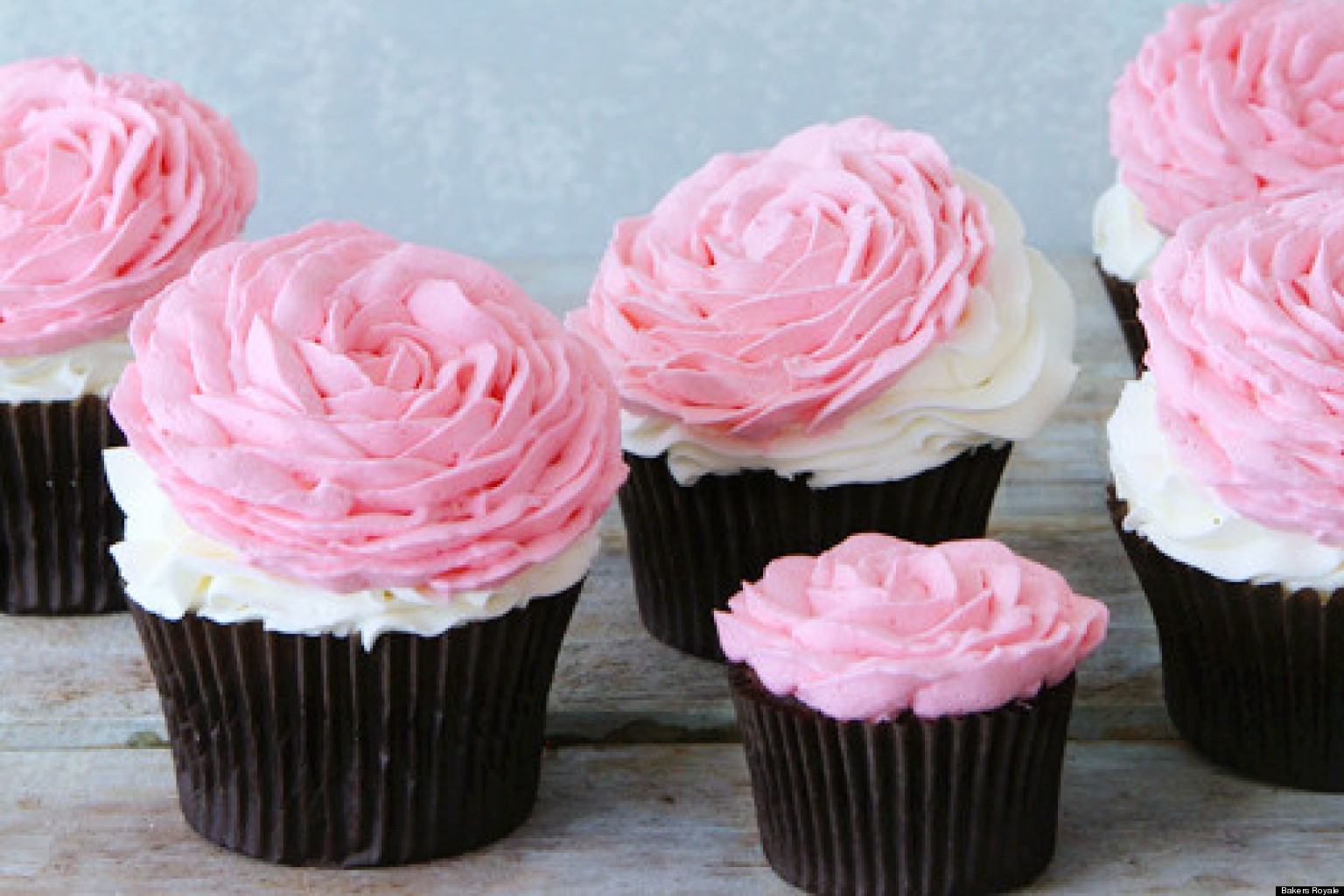 50 Reasons We Still Love Cupcakes