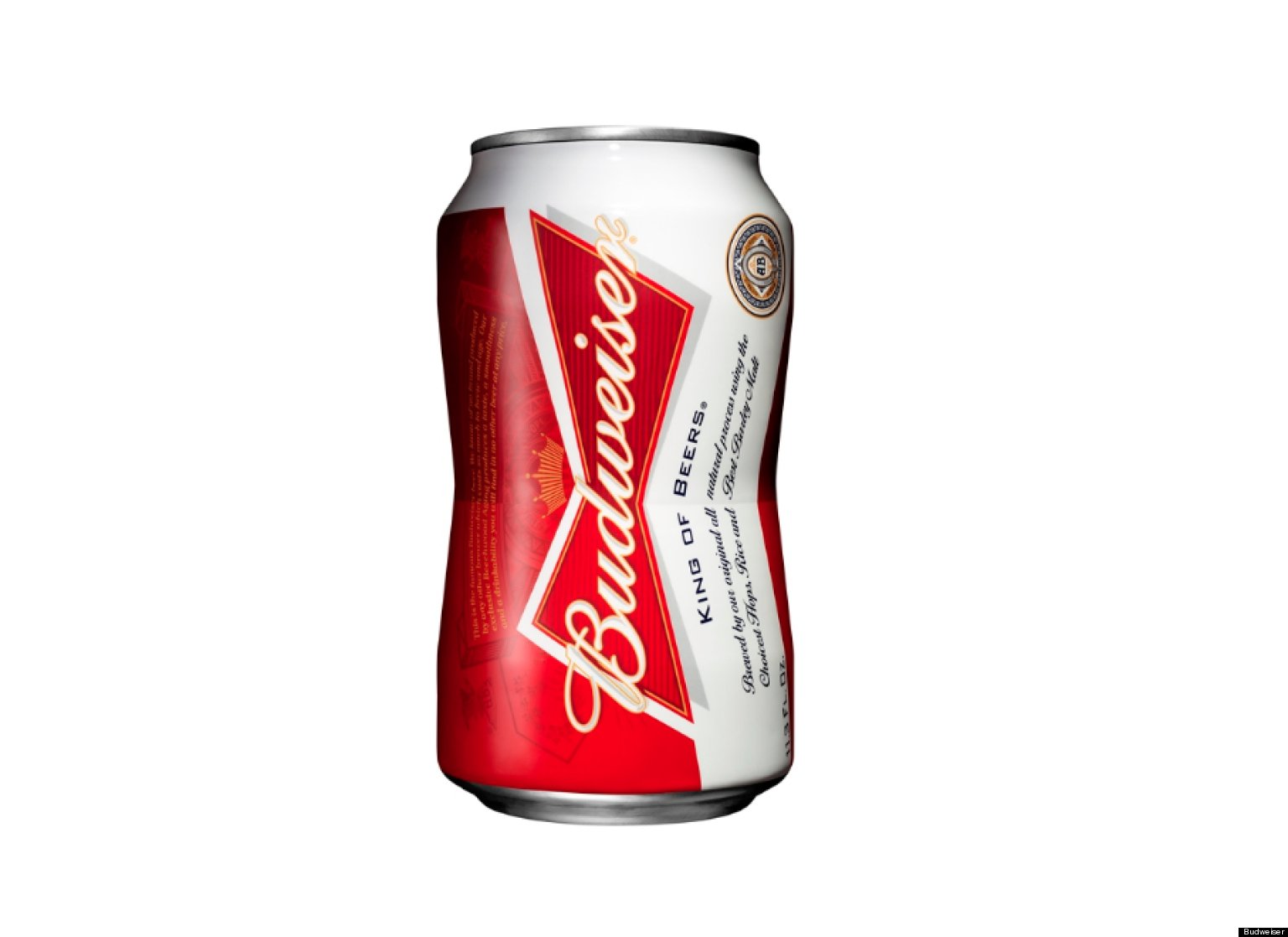 Budweiser bow tie can to debut on may 6 photos huffpost - Budweiser beer pictures ...