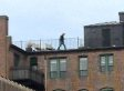 Boston Marathon Bombings: Mystery Man On Roof Sparks Speculation (VIDEO)
