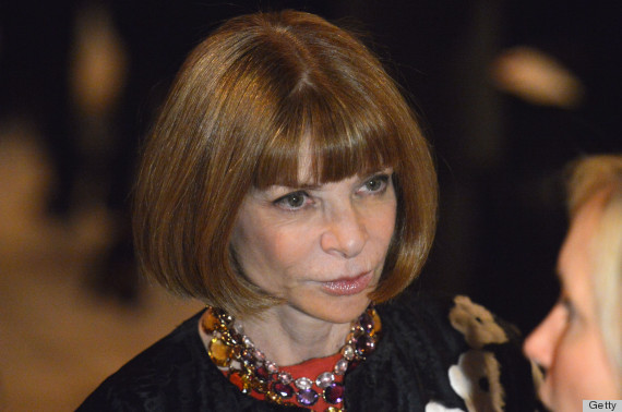 most hated people in fashion Anna Wintour The Vogue