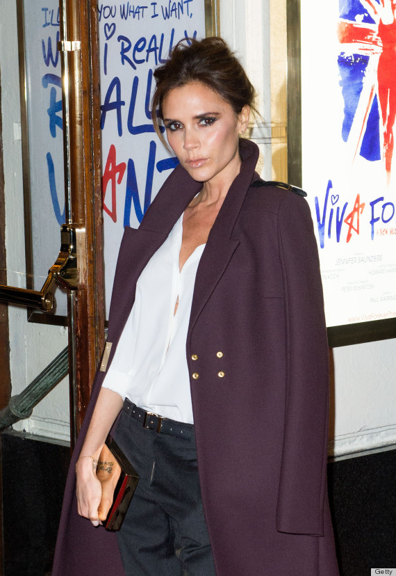 most hated people in fashion Victoria Beckham