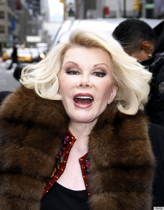 most hated people in fashion Joan Rivers
