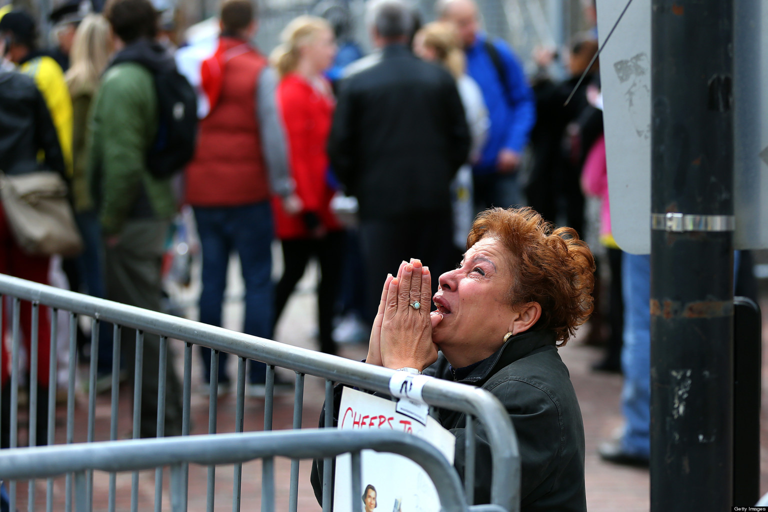 Post-Traumatic Stress Becomes Concern After Boston Attack