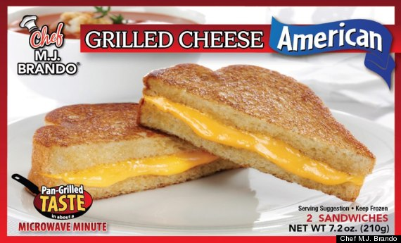 frozen grilled cheese