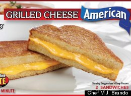 Do We NEED Frozen, Microwaveable Grilled Cheese?