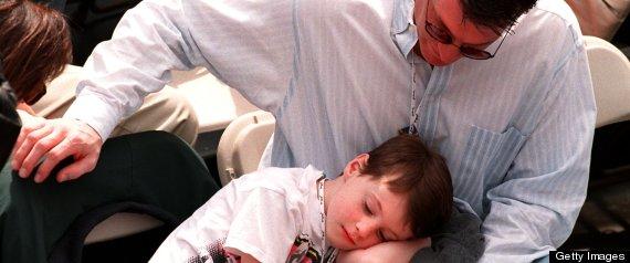 HOW PARENTS EXPLAIN BOSTON TRAGEDY