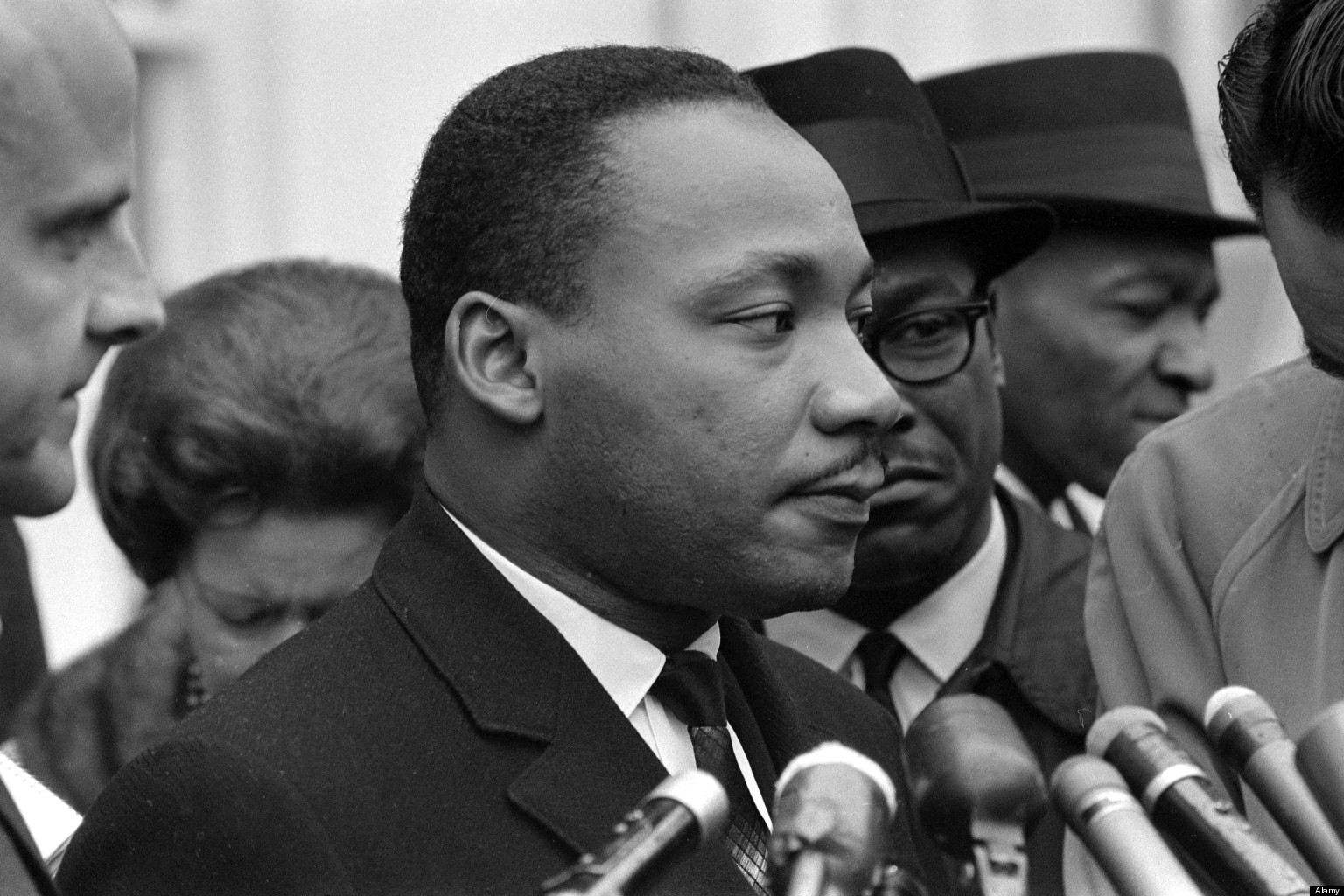 PHOTOS: Site Of MLK's Birmingham Jail Letter Gets Historical Marker