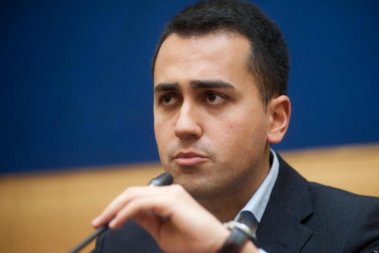 """Pace fiscale, Di Maio: """"Al Quirinale testo manipolato da una manina"""""""