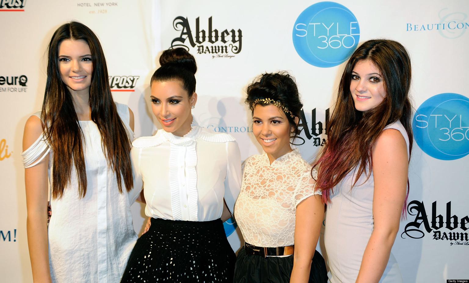 Kris Jenners Address Kim Kardashian S Creepy Kendall Jenner Bikini Video Star