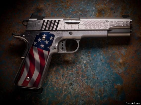 joe faris gun american joe 1911 pistol