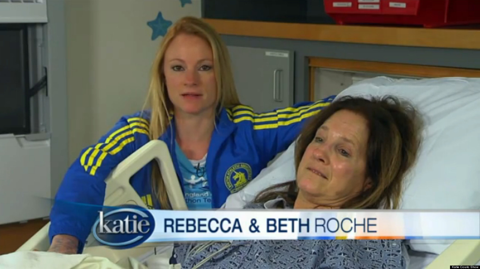 Chicago-Area Mom Recounts Terror In Boston From Hospital Bed