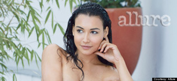 LOOK: Naya Rivera 'Looks Better Naked'