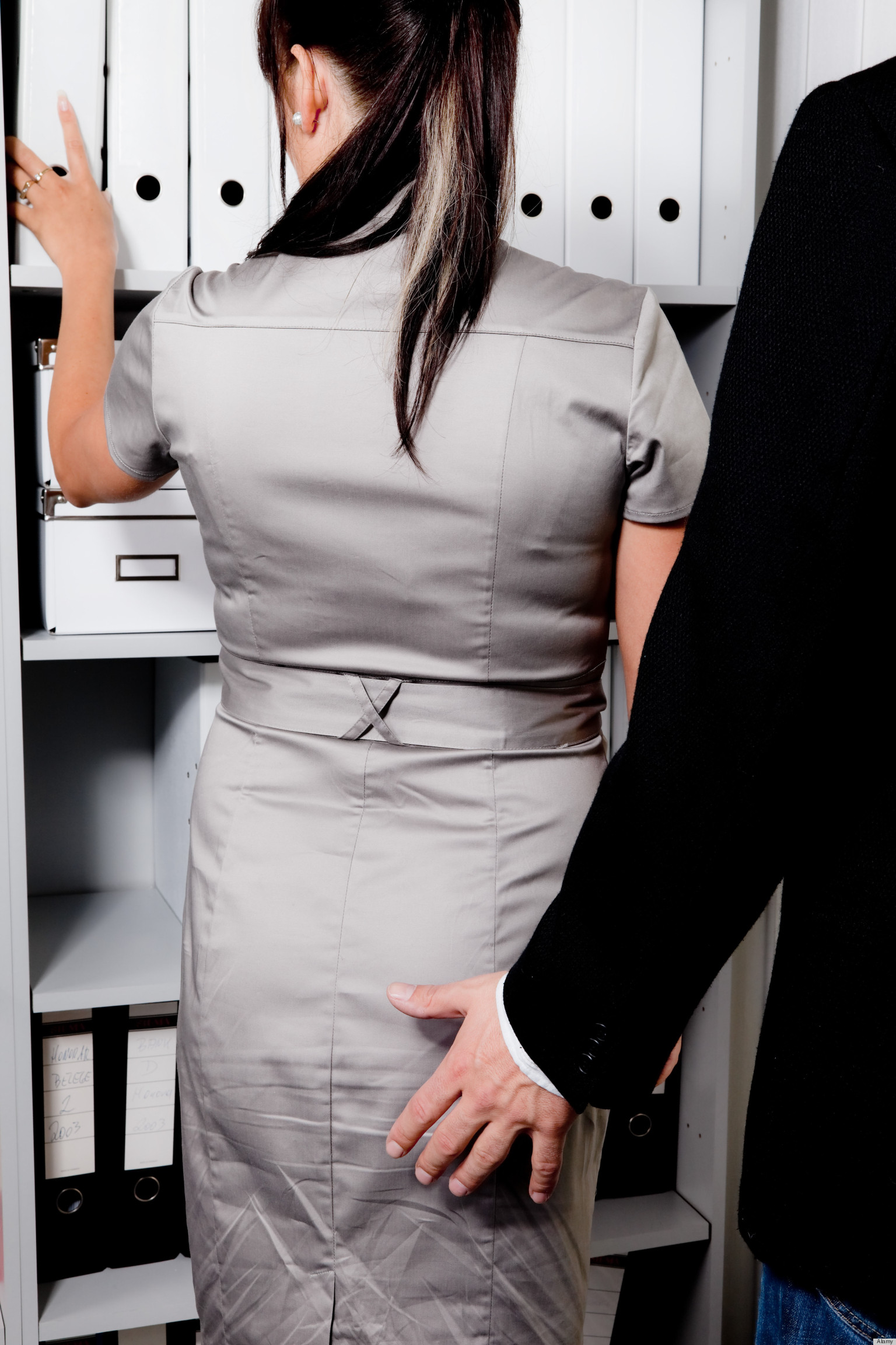 Pity, Sexual harassment at work pity