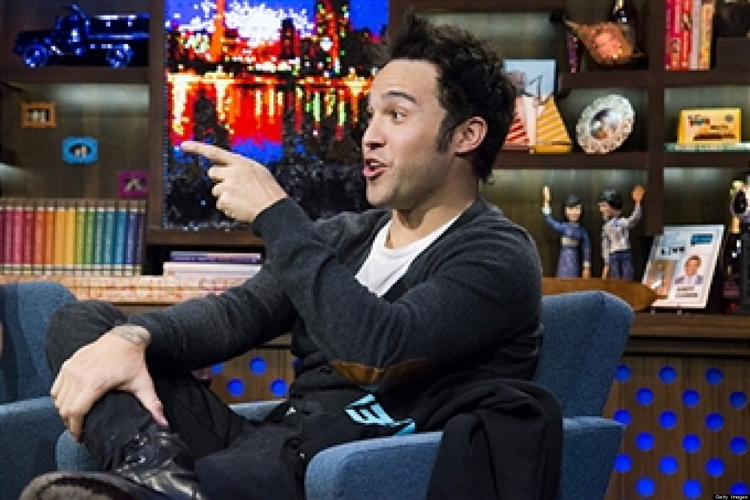 Pete Wentz Calls Ashlee Simpson An 'Awesome' Mom & Talks Nude Photo Leak