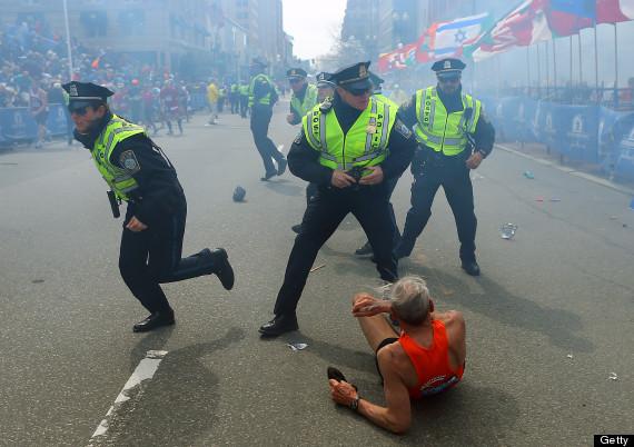 boston boming terrorism bomb