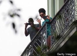 Obama Reacts To Jay-Z Trip