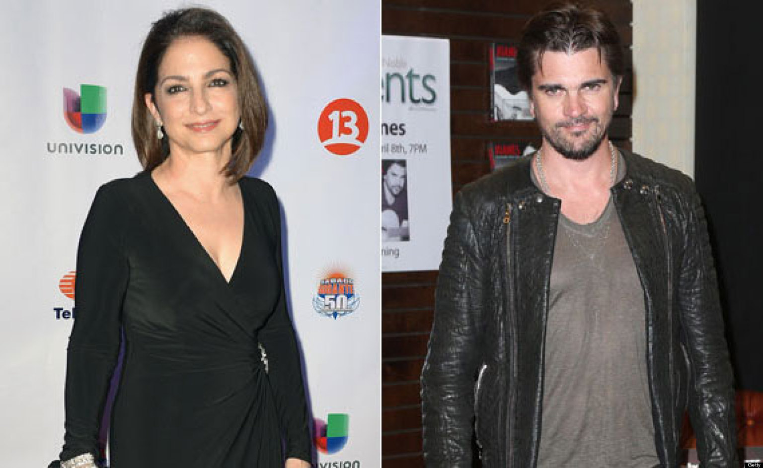 What Do Juanes And Gloria Estefan Have In Common?