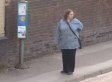 Woman Rocks Out To ABBA At Bus Stop (VIDEO)