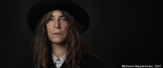PATTI SMITH THE CORAL SEA