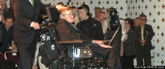 Stephen Hawking Big Bang