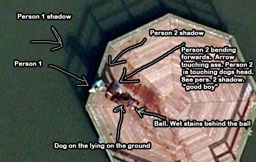 Google Earth 'Murder' Debunked By Redditors | HuffPost