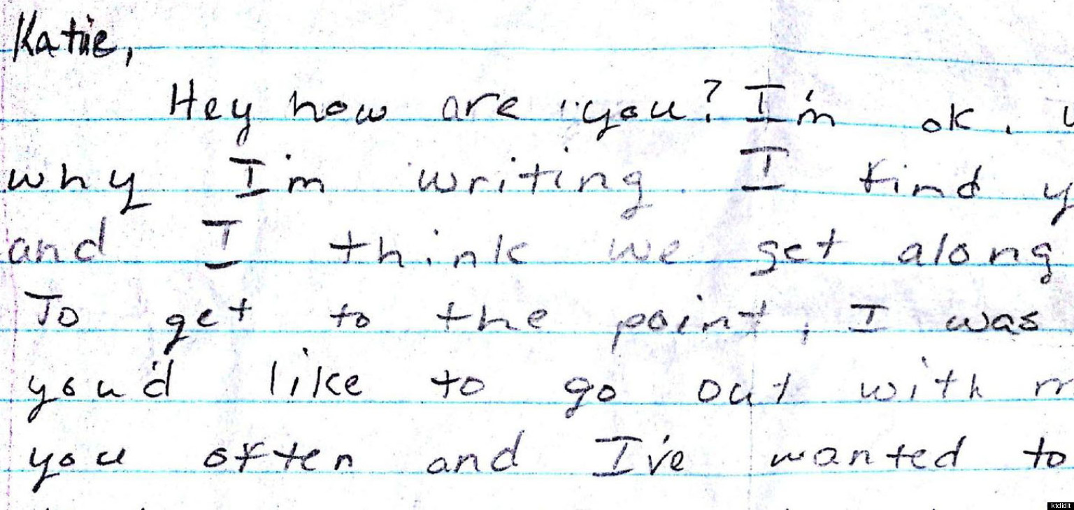 high school love letter sweet note begins 17 year relationship photo huffpost