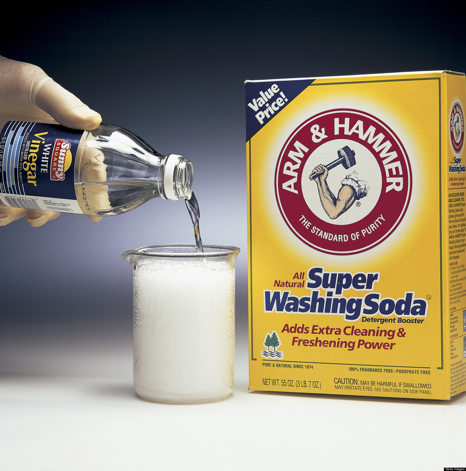 clean with baking soda how to replace nearly all household chemicals. Black Bedroom Furniture Sets. Home Design Ideas